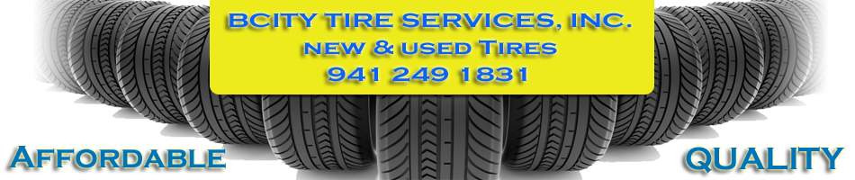 sarasota bradenton used tires and new tires located in bradenton
