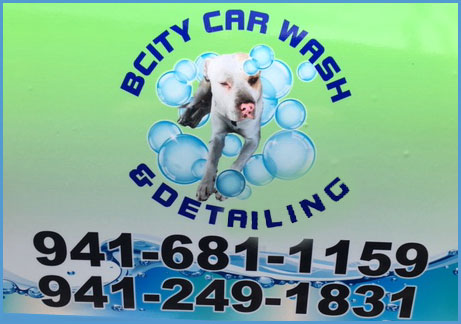 Car Hand Wash and Car Detailing Bradenton